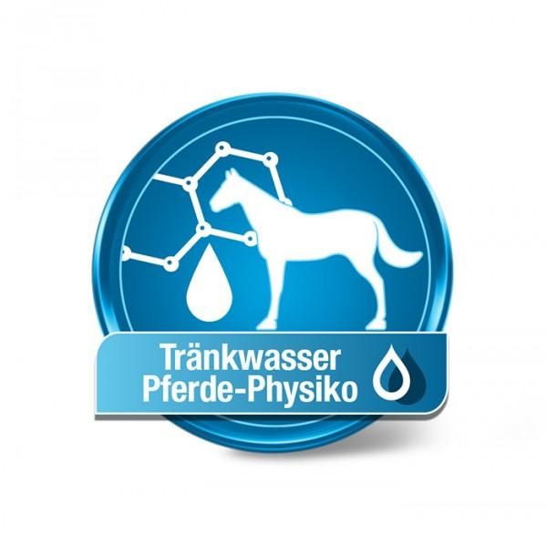 Tränkwasseranalyse Pferde Physiko