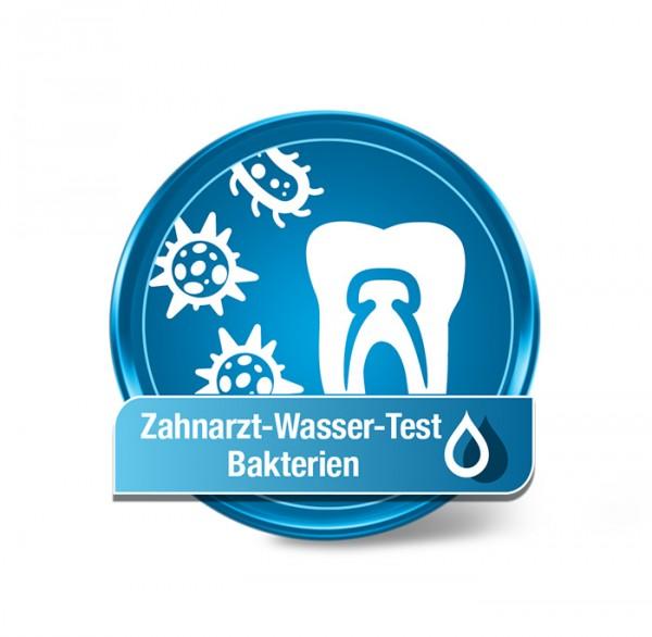 Wasseranalyse Dental Keime