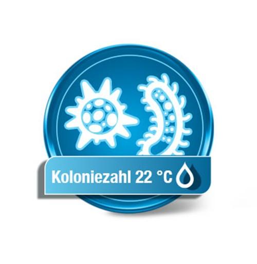Koloniezahl 22°C