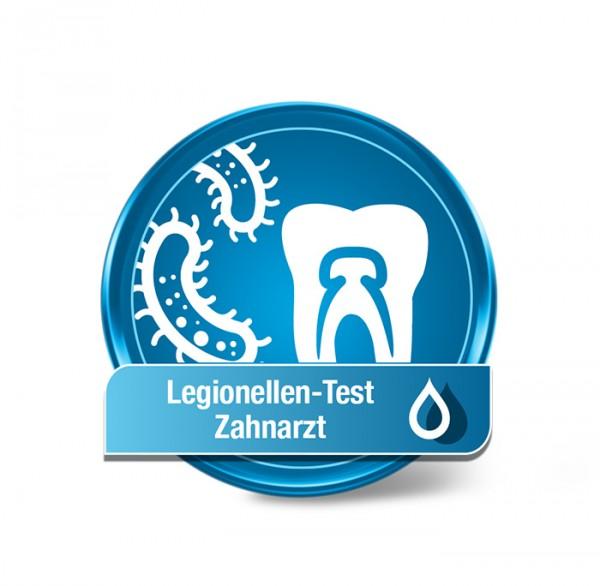 Wasseranalyse Dental Legionellen