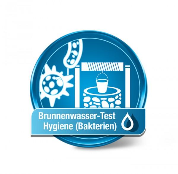 Brunnenwasseranalyse Keime