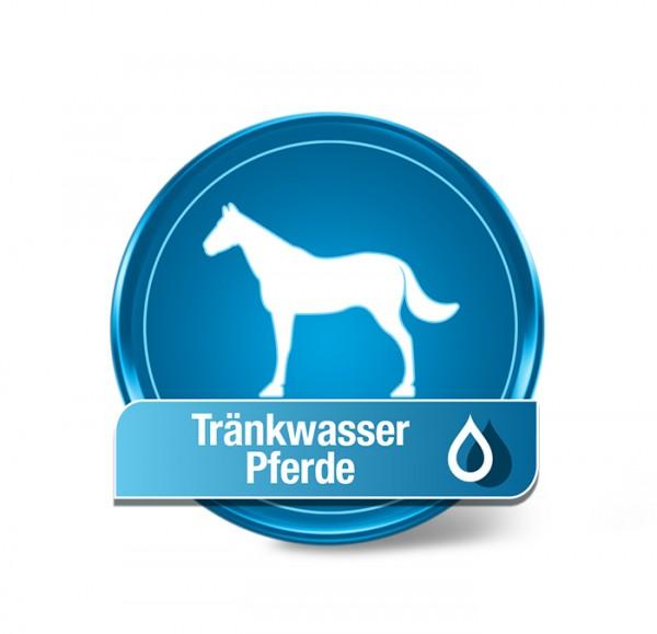 Tränkwasseranalyse Pferde Standard