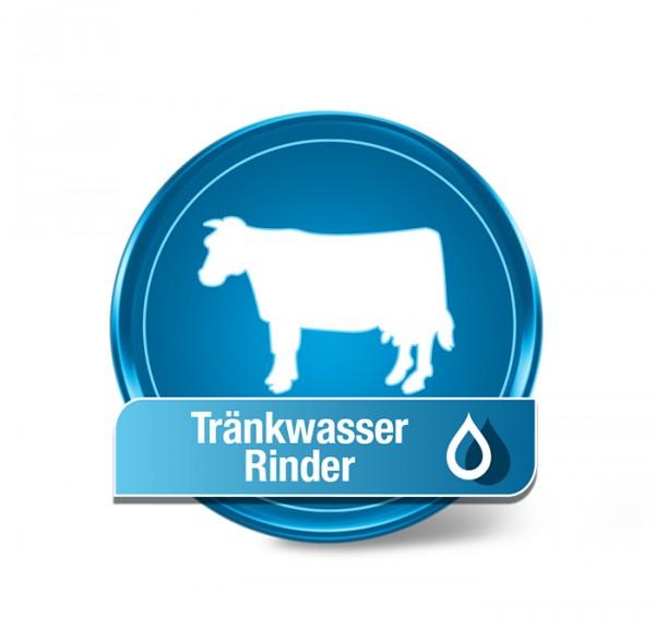 Tränkwasseranalyse Rinder Standard