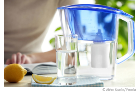 Wasserfilter: Kannenfilter