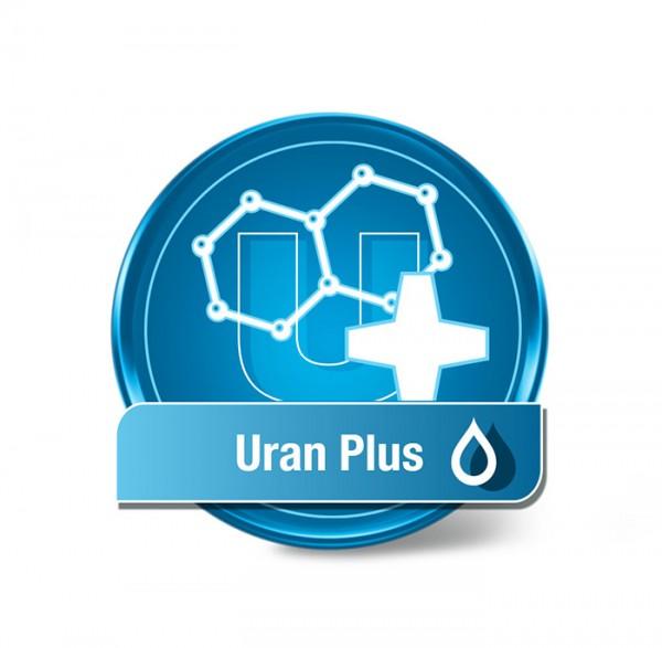 Wasseranalyse Uran Plus