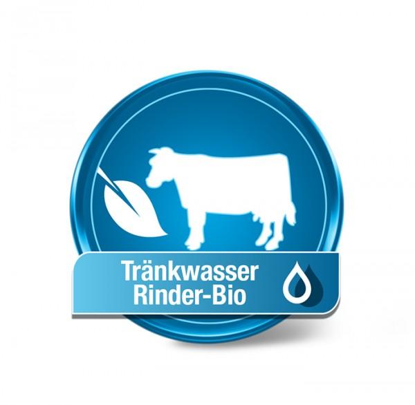 Tränkwasseranalyse Rinder Biologisch