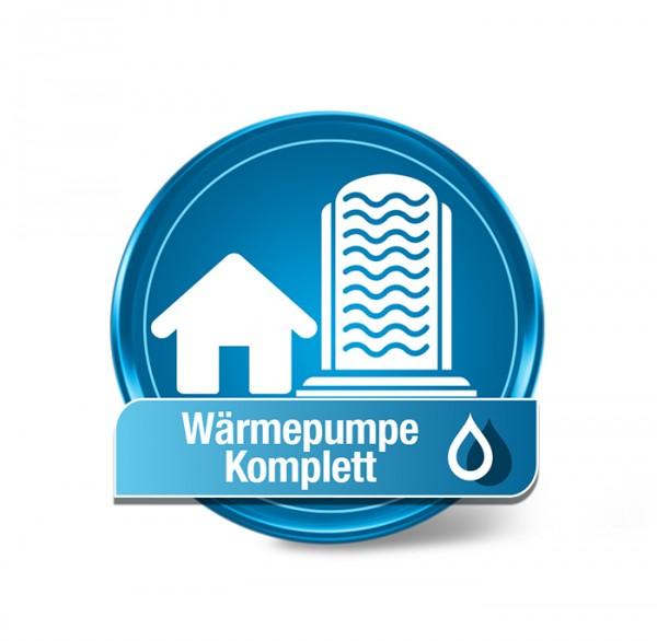 Wasseranalyse Wärmepumpe Komplett
