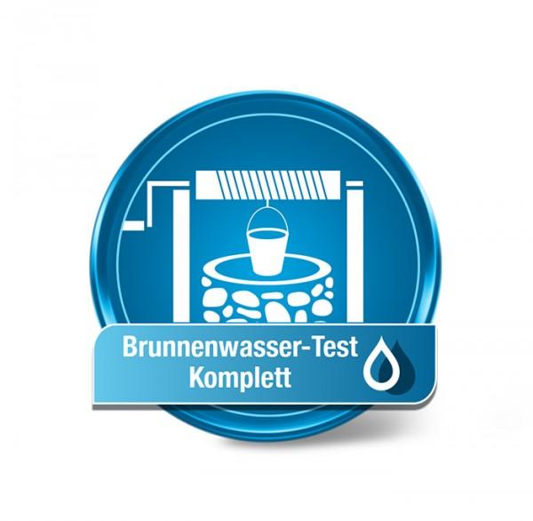 Brunnenwasseranalyse Komplett