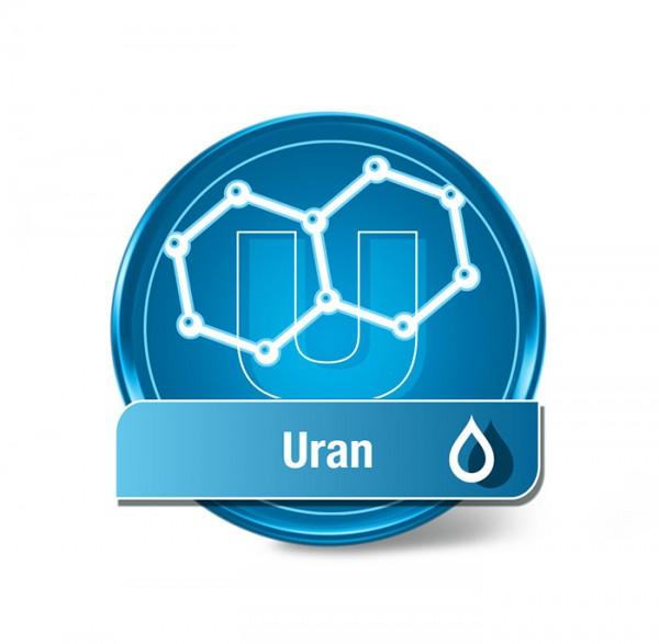 Wasseranalyse Uran